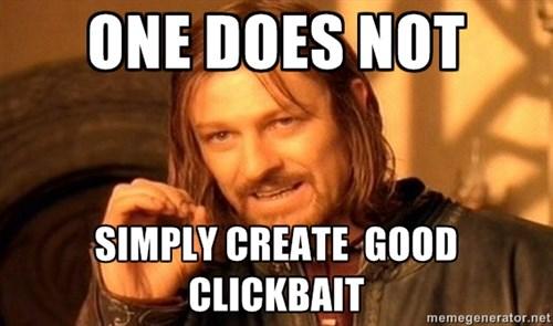 Laten we lekker link gaan doen II. Kwalitatieve clicks?